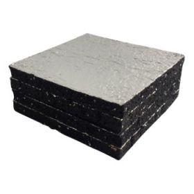 rubber tegeldrager met aluminium