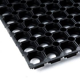 Tappeto in gomma forata 100x250 cm