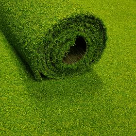 Erba artificiale in rotolo - Al centimetro - Largo 200 cm - Spesso 11 mm