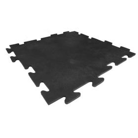 Mattonella in gomma 50 x 50 cm - spessore 8 mm-Assemblaggio puzzle