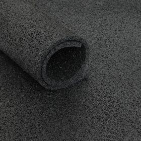 Pavimento sportivo *Standard* - Rotolo da 12,5 m2 - Spessore 6 mm - Nero