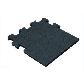 lati della mattonella con sistema a puzzle