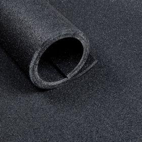 Pavimento in gomma per palestre - Rotolo da 2 m2 - Spessore 10 mm - Look asfalto